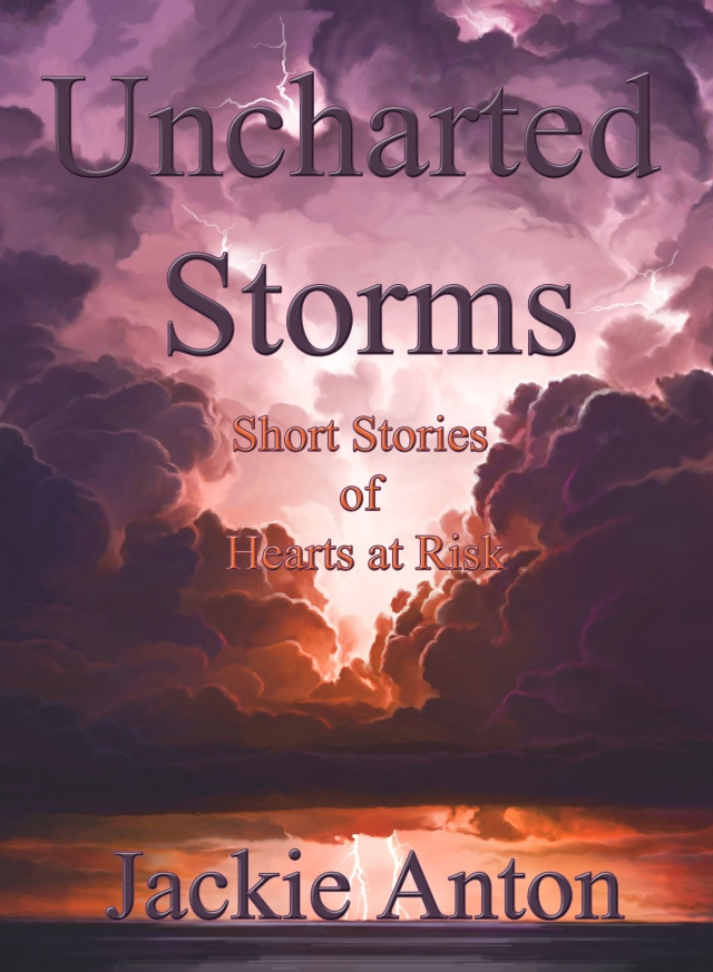 Uncharted Storms Front Cover