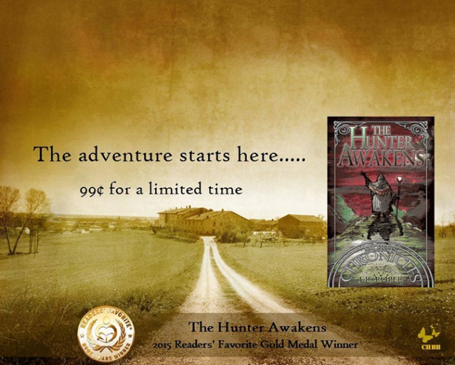 The Hunter Awakens Poster