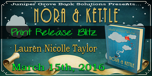 Nora and Kettle Blitz Banner